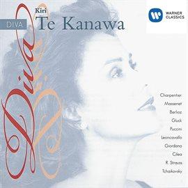 Cover image for Diva - Kiri Te Kanawa