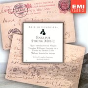 English string music cover image