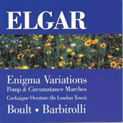 Enigma variations, marches, cockagne cover image