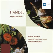 Organ concertos cover image