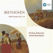 Violin Sonatas Nos. 1-6