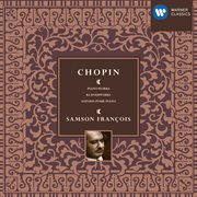 Chopin - samson francois: christmas box 2001 cover image