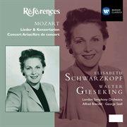 Lieder & concert arias cover image