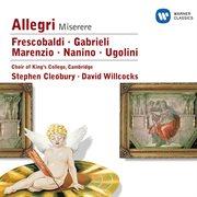 Nanino/allegri/marenzio/frescobaldi/ugolini/gabrieli cover image