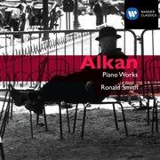 Alkan: piano music cover image