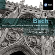 Bach: cantata no 147; the six motets; chorales & chorale preludes for advent and christmas cover image