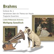 Brahms: Symphony No 1 Etc