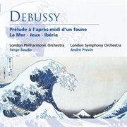 Debussy: prľude ̉ l'apr̈s-midi d'un faune etc cover image