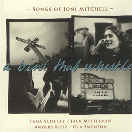 Cover image for Songs Of Joni Mitchell