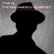 This is the balanescu quartet cover image