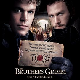 Cover image for The Brothers Grimm