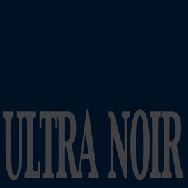 Cover image for Ultra Noir