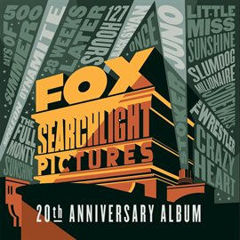 Cover image for Fox Searchlight Pictures: 20th Anniversary Album