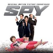 Spy original motion picture soundtrack cover image