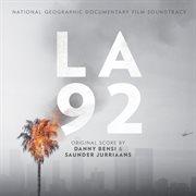 La 92 (original national geographic documentary soundtrack album) cover image