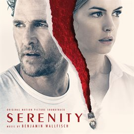 Cover image for Serenity (Original Motion Picture Soundtrack)