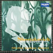 Shostakovich : String Quartets No.3 & No.4