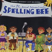25th annual putnam county spelling bee (original broadway cast recording) cover image