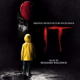 Cover image for IT (Original Motion Picture Soundtrack)