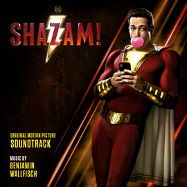 Cover image for Shazam! (Original Motion Picture Soundtrack)