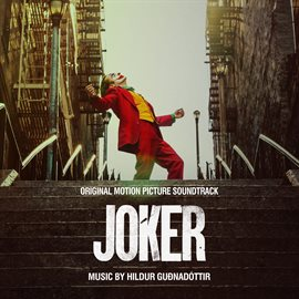Joker soundtrack, book cover