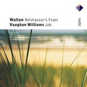 Walton : belshazzar's feast & vaughan williams : job cover image