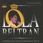La reina de la cancion ranchera vol. 2 cover image