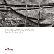 Rimsky-korsakov: scheherazade & tsar saltan suite cover image