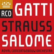 Richard strauss: salome cover image
