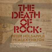 The death of rock cover image