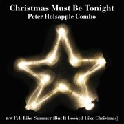 Christmas must be tonight cover image