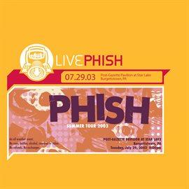 LivePhish 7/29/03