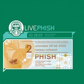 LivePhish 2/28/03