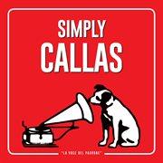 Simply Callas cover image