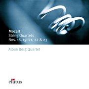 Mozart: String Quartets Nos 18, 19 & 21 - 23