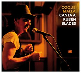 Cover image for Canta a Rubén Blades