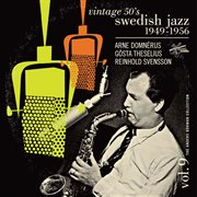 Vintage 50's swedish jazz vol. 9 1949-1956 cover image