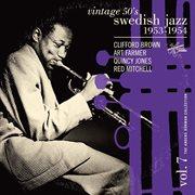 Vintage 50's swedish jazz vol. 7 1953-1954 cover image
