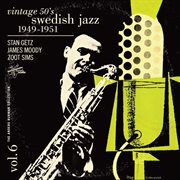 Vintage 50's swedish jazz vol. 6 1949-1951 cover image