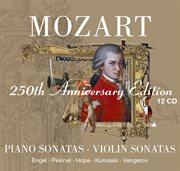 Piano sonatas ;: Violin sonatas cover image