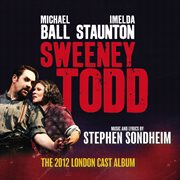 Sweeney todd (the 2012 london cast recording) cover image