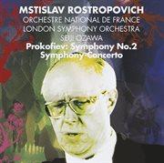 Symphony No.2 & Symphony-concerto for Cello & Orchestra