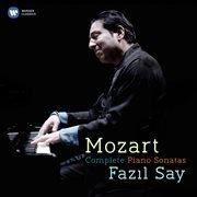 Mozart: complete piano sonatas cover image