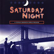 Saturday night (world premiere recording) cover image