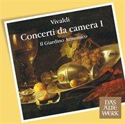 Vivaldi : Concerti Da Camera Vol. 1 (daw 50)