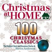 Christmas at home: 100 christmas classics cover image