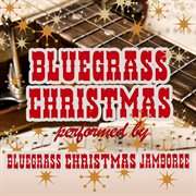 Bluegrass christmas cover image
