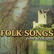 Folk songs from scotland cover image