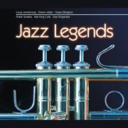 Jazz legends : cd three cover image