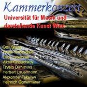 Kammerkonzert Der österreichischen Gesellschaft Für Zeitgenössische Musik, 28. Juni 2000 Im Fanny Me